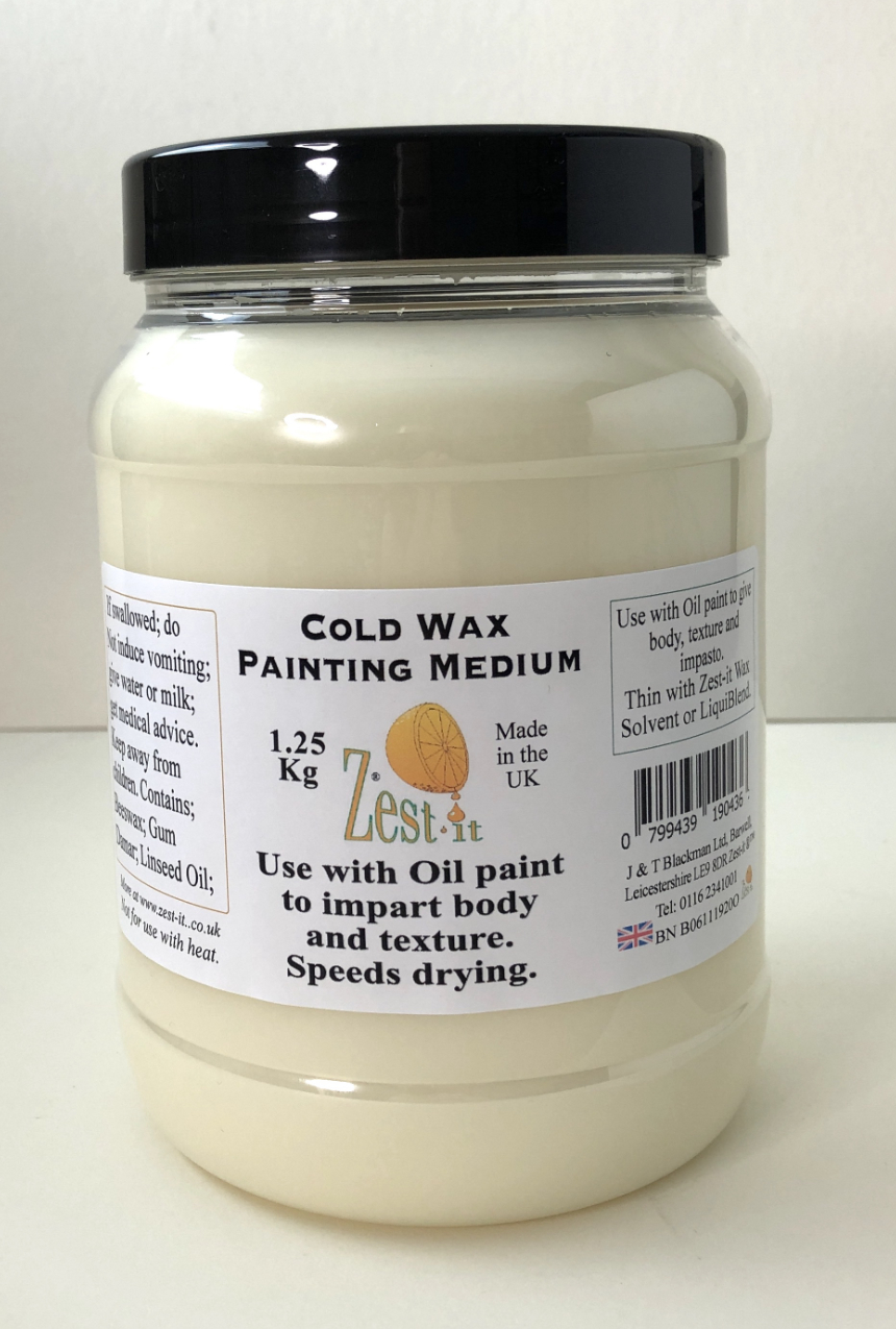 1.25 Kg Cold Wax Painting Medium